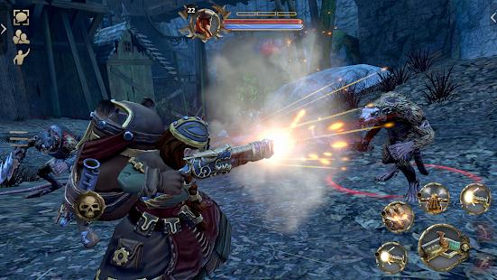 Warhammer: Odyssey MMORPG mod apk