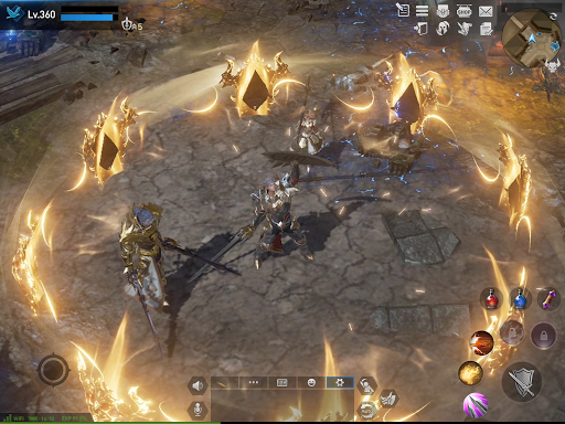 Lineage 2: Revolution 1.25.10 screenshots 10