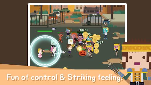 [vip]infinity dungeon 2- offline defence rpg screenshot 2