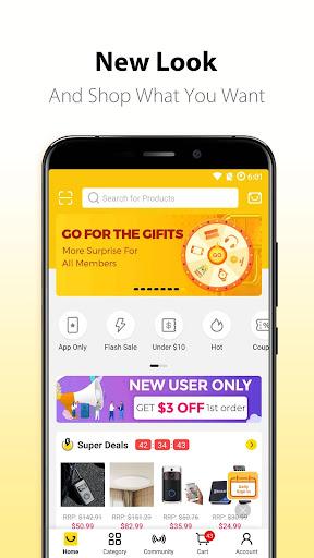 Gearbest Online Shopping 7.2.0 screenshots 1