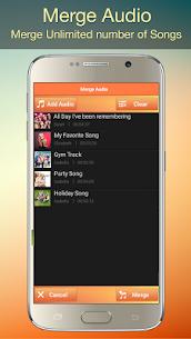 Audio MP3 Cutter Mix Converter and Ringtone Maker MOD APK 4