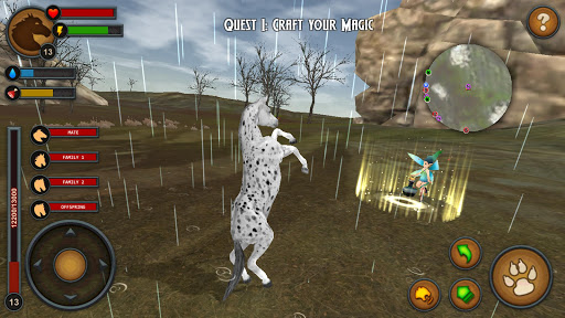 Horses of the Forest apkdebit screenshots 10