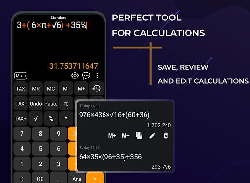 HiEdu Scientific Calculator : He-570 screenshots 2