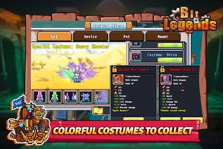 Download Bit Legends MOD APK (Free Shopping) New Version 9