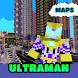 Ultraman Maps for Minecraft