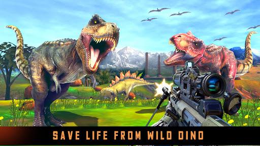 Wild Dino Hunting Game : Animal Shooting Games 3.0 screenshots 1