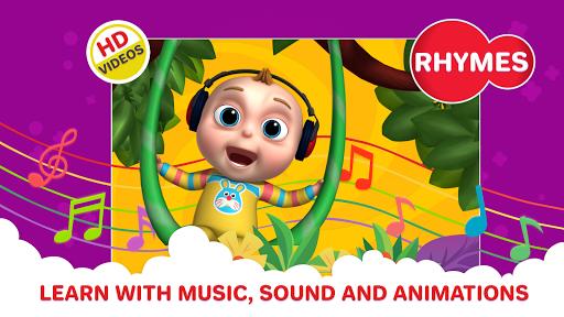 ABC Song - Rhymes Videos, Games, Phonics Learning  Screenshots 12
