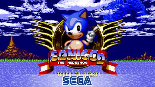 Sonic CD Classic  screenshots 1