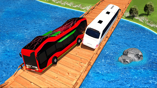 Offroad Bus Simulator 3d u2013 Mountain New Games 2021 20 screenshots 3