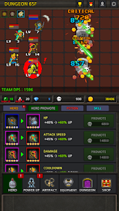 Grow Heroes VIP MOD APK 5.9.0 (Purchase Free) 14