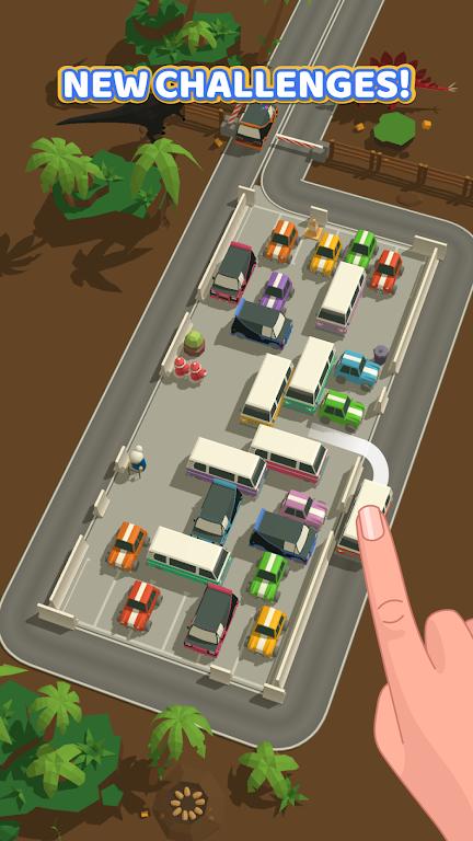 Parking Jam 3D poster 3
