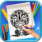 Learn to Draw Tribal Tattoos