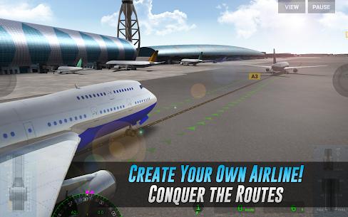 Airline Commander MOD APK + OBB (EZ Missions/Unlocked) 6