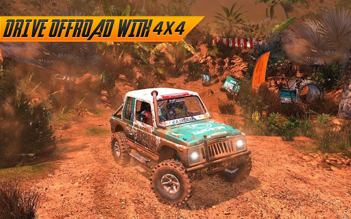 Off road 4X4 Jeep Racing Xtreme 3D 1.4.3 screenshots 11
