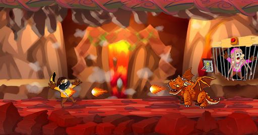 Super JO's World Adventure classic platformer game  screenshots 4