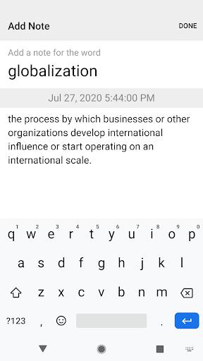 Dictionary & Translator Free 19.5.0 Screenshots 8
