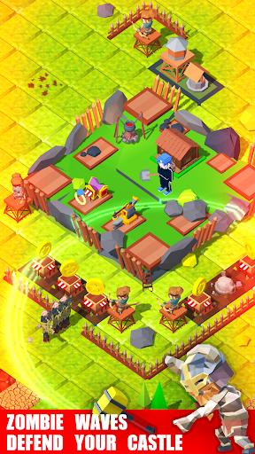 Zombie Mine - survival craft  screenshots 5