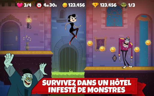 Code Triche Aventures Hôtel Transylvanie -  Cours et bondis ! APK MOD (Astuce) screenshots 1