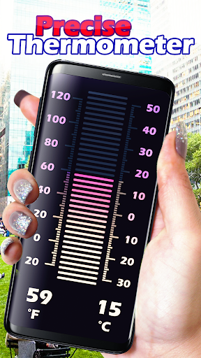 Thermometer for room 2.0 Screenshots 3
