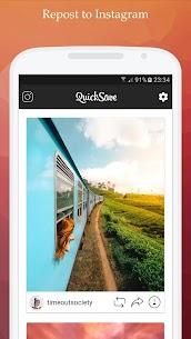 QuickSave for Instagram Premium Apk (Premium Unlocked) 2