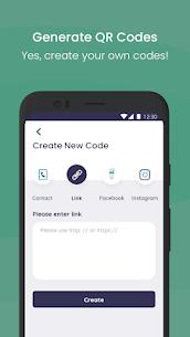 QR code reader & Barcode Scanner (QR Code Scanner) 4