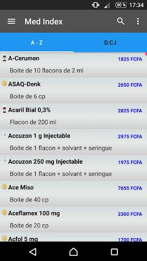 Med Index 2.2.22 Screenshots 1