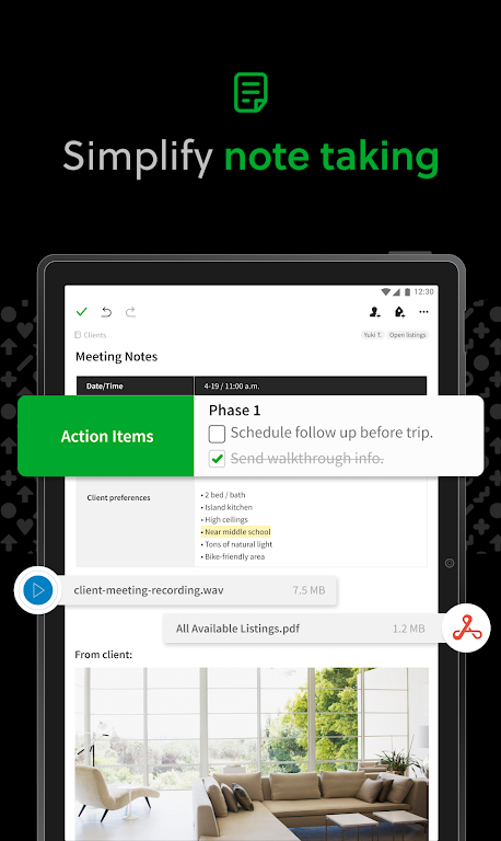 Evernote - Notes Organizer & Daily Planner  poster 8
