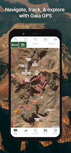 Gaia GPS: Hiking, Offroad Maps 2021.9 (Subscribed) (Mod Extra)