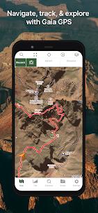Gaia GPS: Hiking, Offroad Maps MOD APK 1