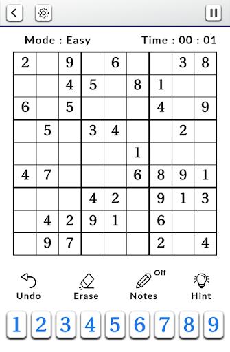 Sudoku Classic screenshots 3