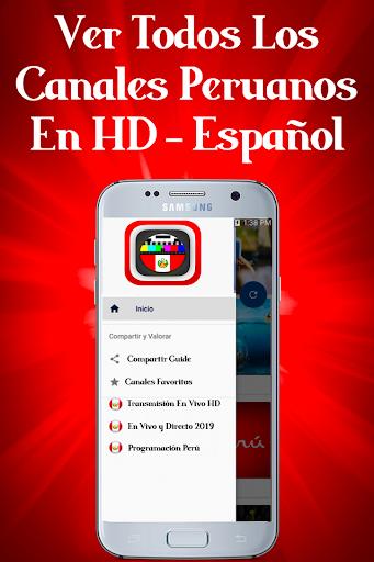 Foto do TV Peruana Ver Todos Los Canales Guide En Vivo Hd