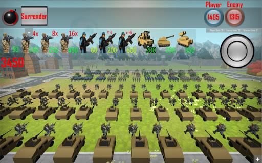 World War 3: Terror Battles RTS 2.1 screenshots 11