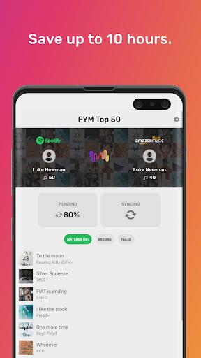 FreeYourMusic - Easy Transfers apktram screenshots 3