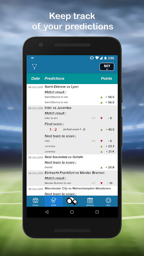 Télécharger Gratuit Football Wizard - LIVE Soccer Predictions Game mod apk screenshots 5