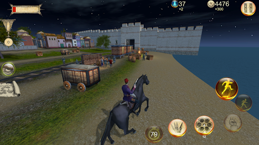 Zaptiye: Open world action adventure 1.33 Screenshots 4