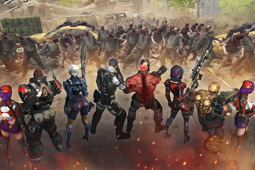DEAD WARFARE: RPG Zombie Shooting - Gun Games 2.19.6 screenshots 12