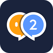 Heyy - 2 Accounts for Messenger&Social App Launch