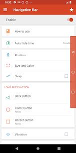 Navigation Bar – Assistive Touch Bar Pro v1.1.72 MOD APK 2