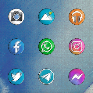 Pixly Vintage – Icon Pack v2.3.1 (Patched) 3