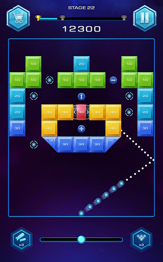 Ball Crusher: Free Brick Breaker - Blocks Puzzle screenshots 2