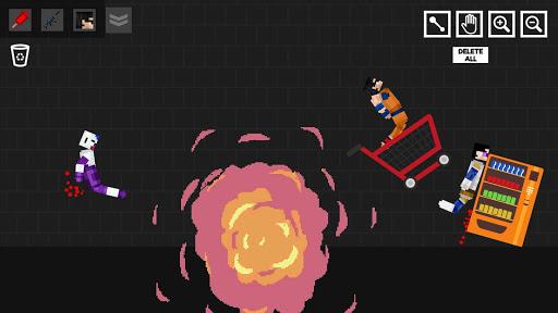 Stick Dragon Playground: Human Z 1.0.7 screenshots 2