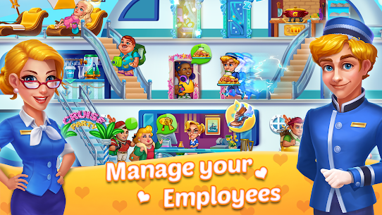 Hotel Decor: Hotel Manager, Home Design Games 0.2.0 4