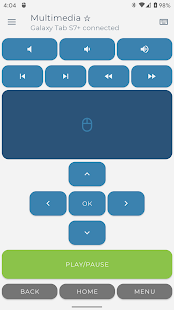 Serverless Bluetooth Keyboard & Mouse Premium Screenshot