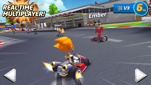 Boom Karts - Multiplayer Kart Racing  screenshots 1