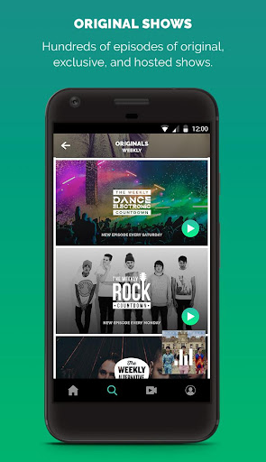LiveXLive - Streaming Music and Live Events apktram screenshots 5