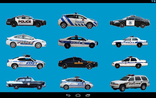 Police Cars for Kids - Siren 1.19 screenshots 4