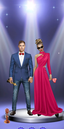 Celebrity Fashion Makeover - Dress Up Games 1.1 screenshots 23