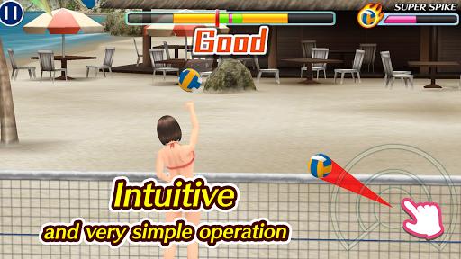 Beach Volleyball Paradise 1.0.4 screenshots 8