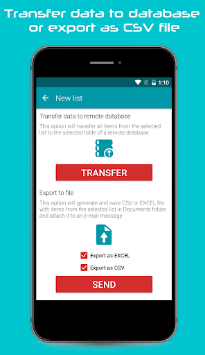 Mobile Inventory FREE screenshots 7
