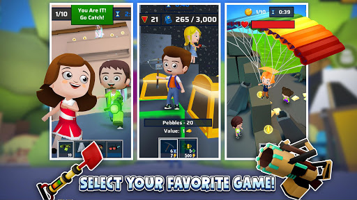 My Town World of Games - Mulitplayer Game 1.298 screenshots 4